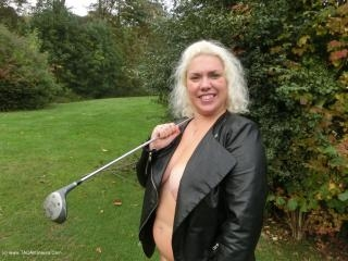 New Golfing Outfit