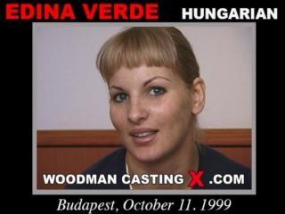 Edina Verde casting