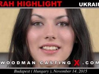 Sarah Highlight casting