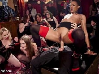Masochistic Anal Sluts Stuffed With Cock at Holida