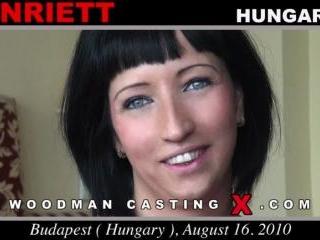 Henriett casting