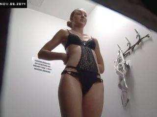 Slim Teen Girl Wearing SEXY Lingerie