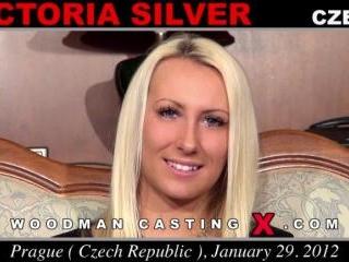 Victoria Silver casting
