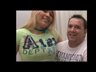 Spanish amateur couple fucks on video