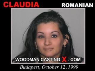 Claudia casting