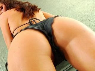 Lily Carter takes him in and fucks his brains out