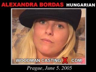 Alexandra Bordas casting