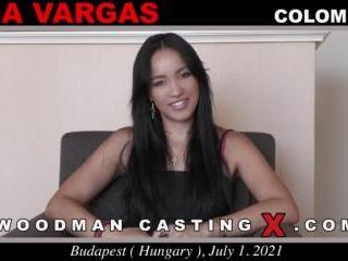 Asia Vargas casting