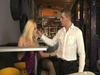 Anal in the Bar