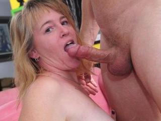 Banged fat woman
