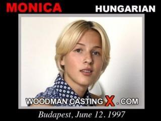 Monica casting