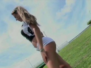 Football Player Gigi Fucked POV