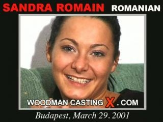 Sandra Romain casting