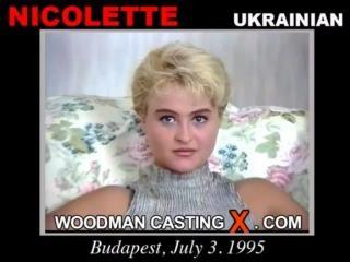 Nicolette casting