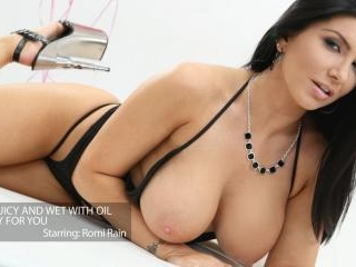 Romi\'s Tits Are Wet and Ready For You