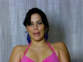 Video interview sexy with Erika Wolf