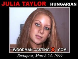 Julia Taylor casting