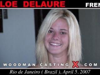 Chloe Delaure casting