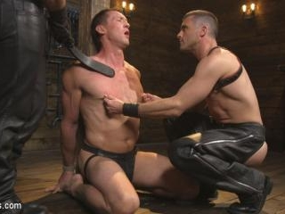 Training Day - Dom in training gets to break in a