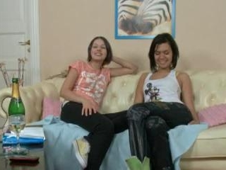 Teen Dreams > Maxine & Amber Video