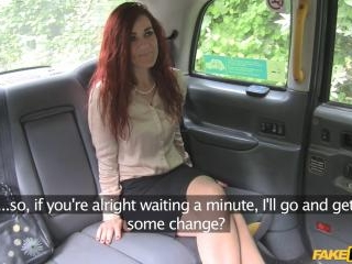 Cabbie Gets His Best Fuck in Years
