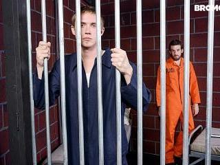 Barebacked In Prison Part 1  - TRAILER - Rocko Sou