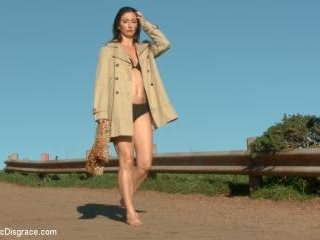 Wenona\'s Ordeal: Beautiful Slave\'s Public Humiliat