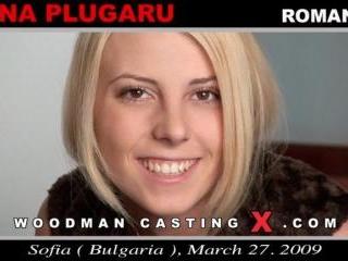 Alina Plugaru casting