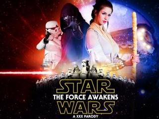 Watch Star Wars Force Awakens: A XXX Parody Online
