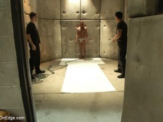 Two edging perverts find a captive sex slave by ac