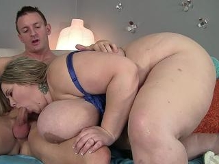 Real Big Babe Mandy Loves Dick - Mandy Majestic &