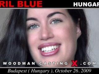 APRIL BLUE casting