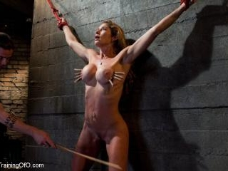 Hard Bodied Slut, Felony, is Torn Apart During a L