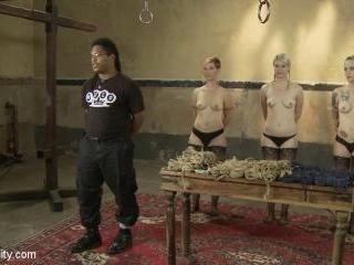 Multi-Person Rope Bondage & Suspension