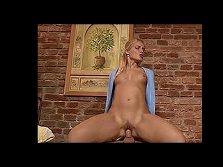 Petite blonde doctor fucked