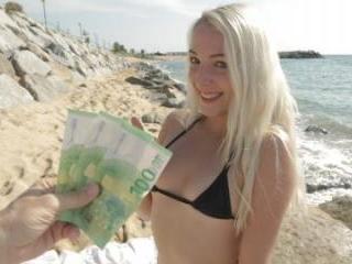 Bikini Babe Droned and Boned