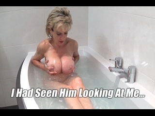 Finds Me In The Bath