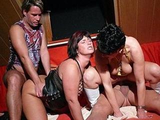 Amateur German Lesbian Swingers