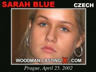 Sarah Blue casting