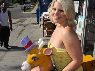 Heather Huntley - Blacks On Blondes