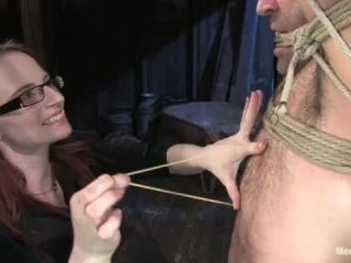 Heavy Bondage and Mind Games | Kink.com