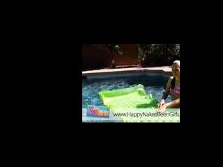 Amanda presents Happy Naked Swim 2
