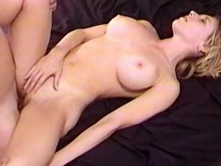 English Blonde Teoni Sucks Cock Like A Champ - Eng
