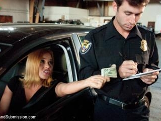 Bribing an Officer: Business Woman Arrested and As