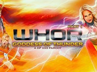 Whor: Goddess of Thunder, A DP XXX Parody Part 1