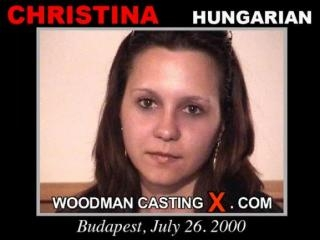 Christina casting