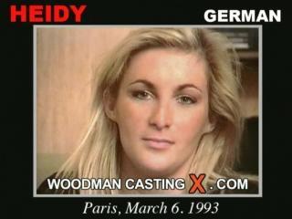 Heidy casting