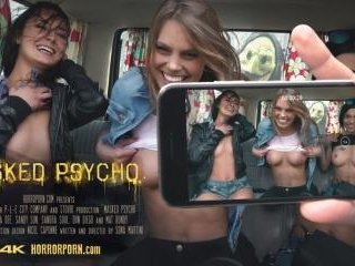 Masked Psycho - Trailer