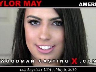 Taylor May casting
