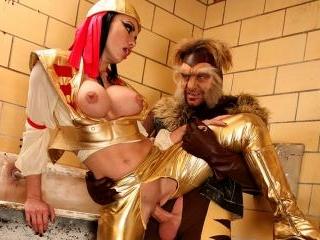 Super villain Sex